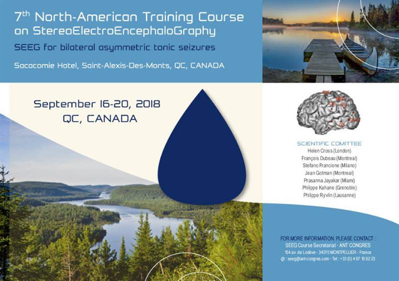 7th North-American Training Course on StereoElectroEncephaloGraphy